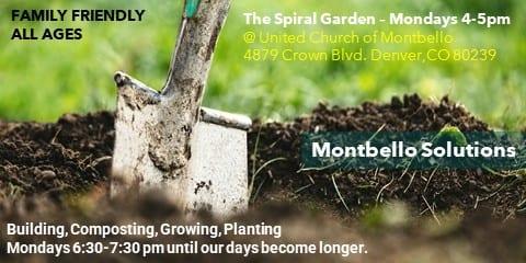 Spiral Garden Mobilize Template