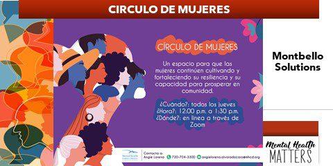 CIRCULOS DE MUJERES